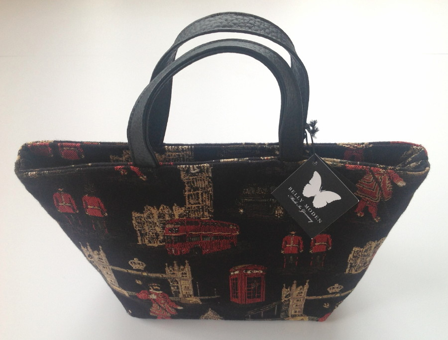 Belly Moden London Night Design Hand Bag