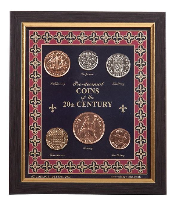 Coins of the 20th Century Collection