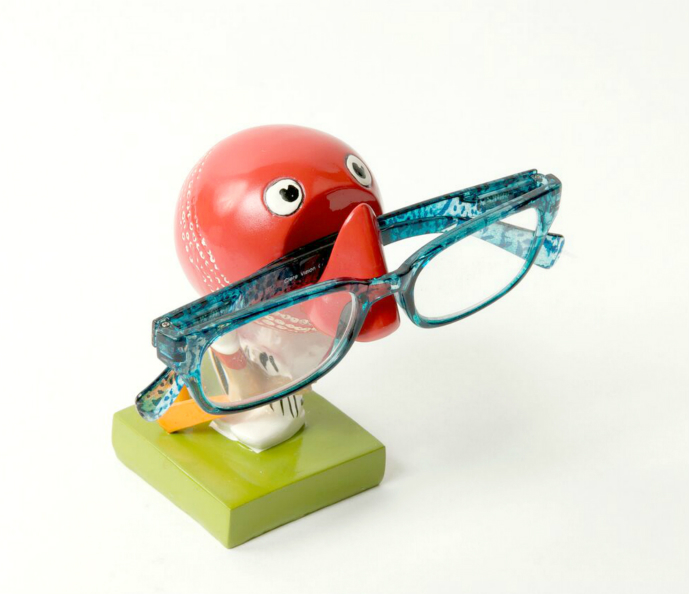 Cricket Sports Nose Eye Glass Spectacles Holder