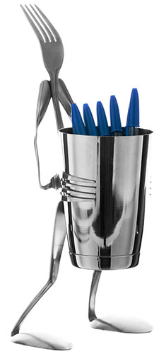 Fork Pen Holder