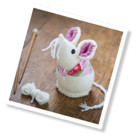 Mary Mouse Knitting Kit