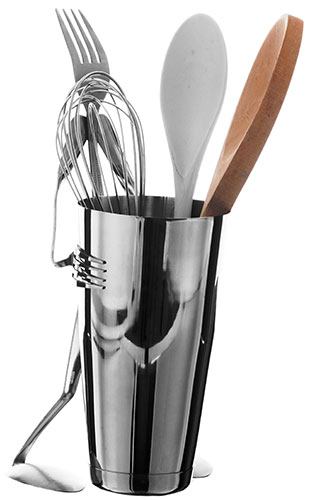 Fork Utensil Holder