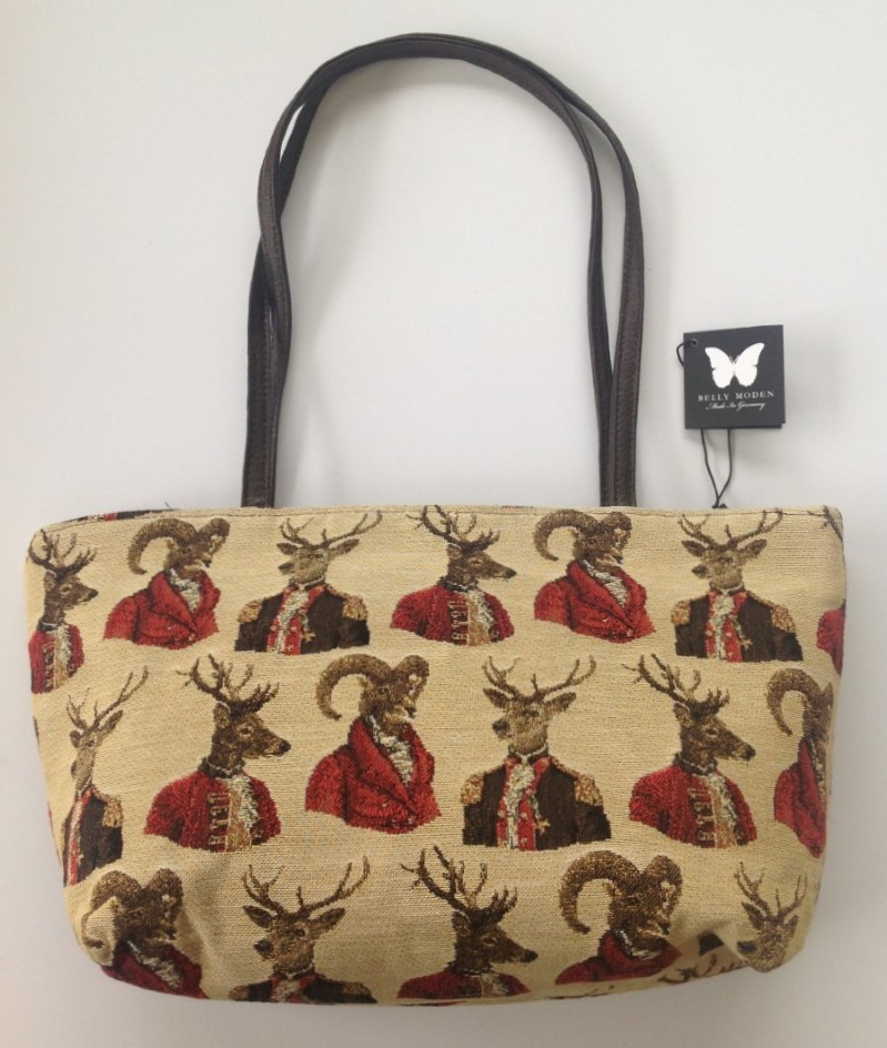 Belly Moden Adel Design Hand Bag