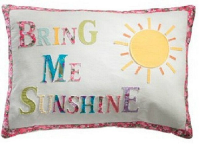 Bring Me Sunshine Cushion Cover