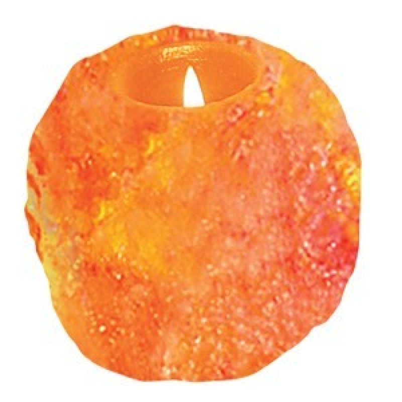 Himalayan Salt Tea Light Holder - Standard