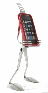 The iFork iPhone Holder